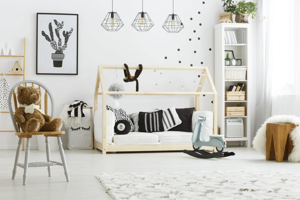 Sypialnia Pan Materac
