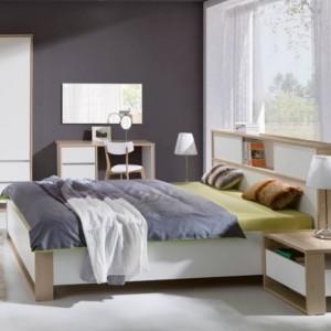 Łóżko płytowe Oxford