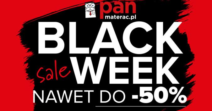 Black Friday w salonach Pan Materac